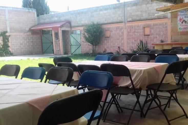 Jardín de Fiestas Metepec
