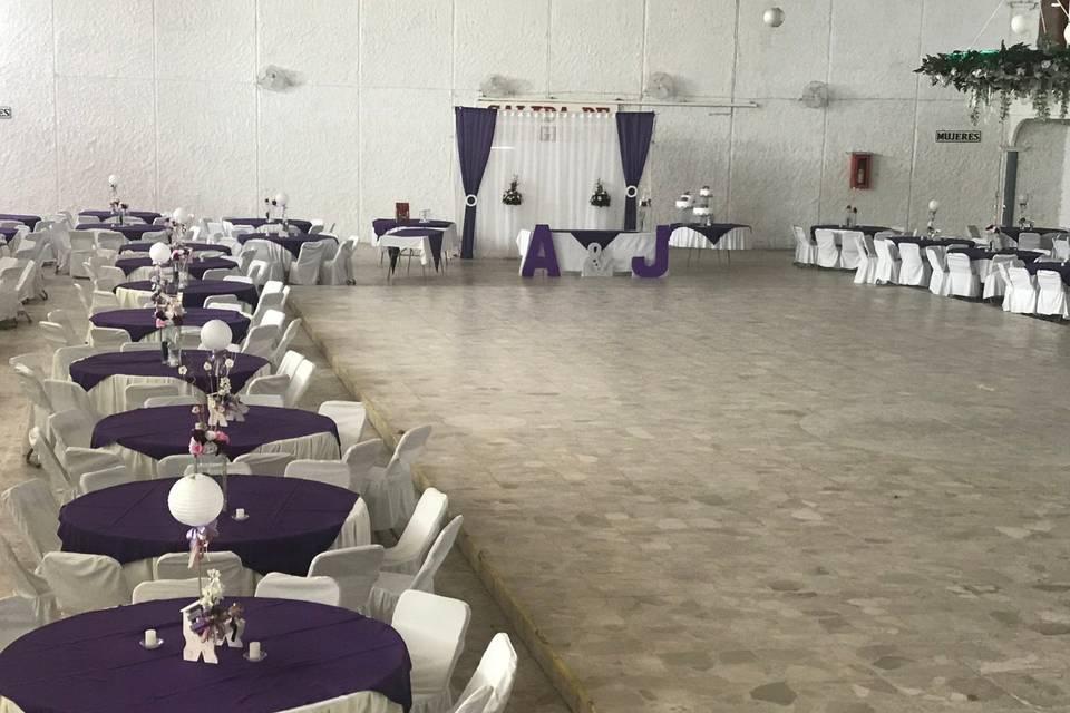 Salón de Eventos Los Fresnos