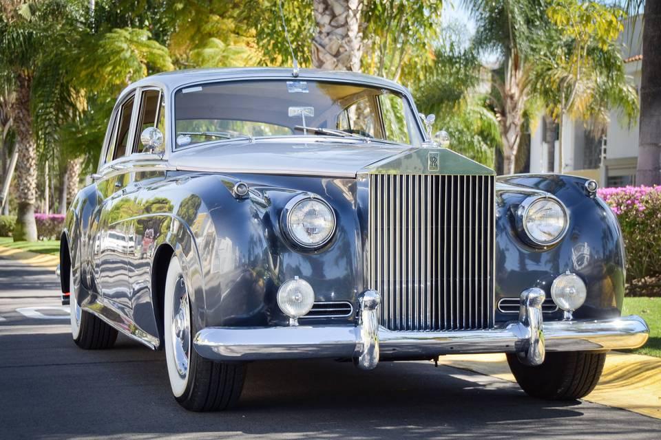Rolls Royce Silver Cloud 1957