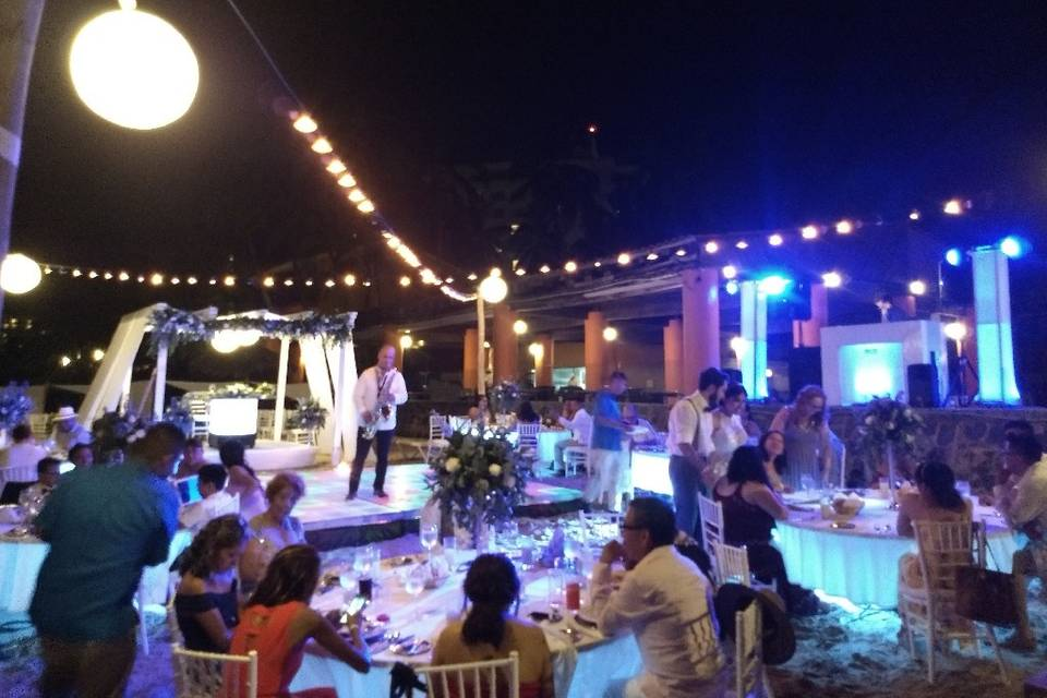 Audio Party Ixtapa