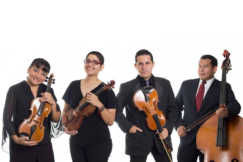 Cuarteto Blas Galindo