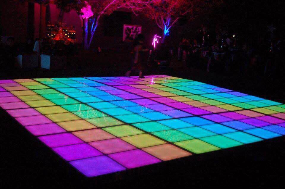 Pista Dance Floor