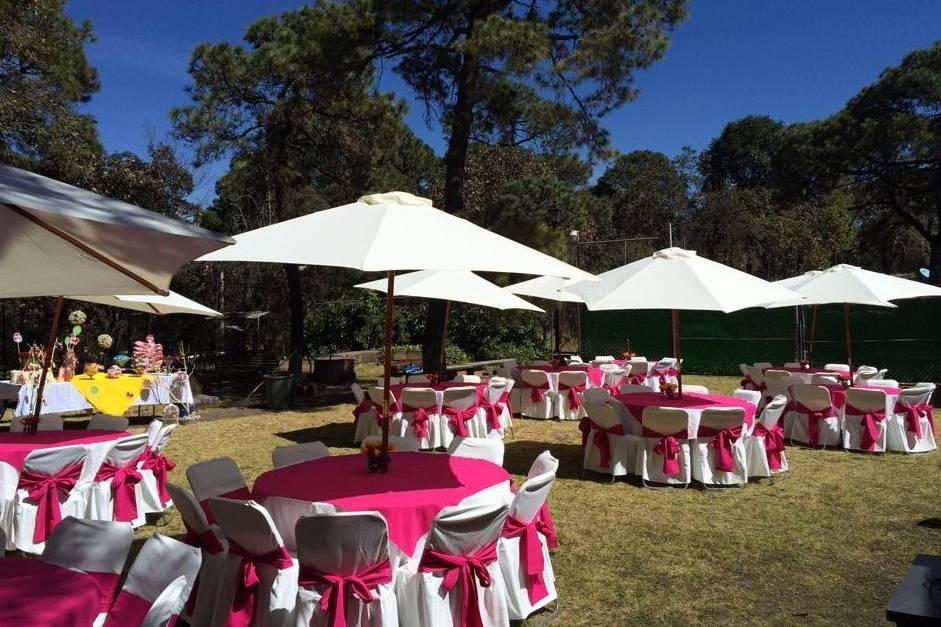 Jardín Campestre Ajusco
