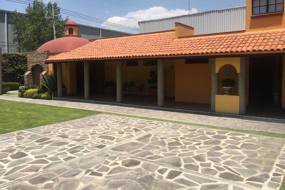 Jardín Eventos Tepotzotlan