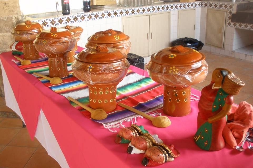 Banquetes Las Tías