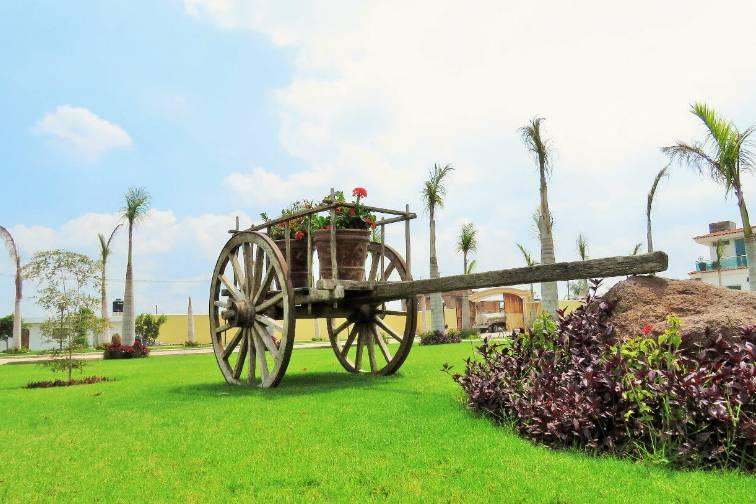 Hacienda San Valentín