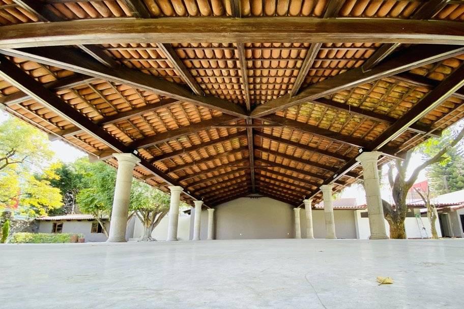 Espacio techado