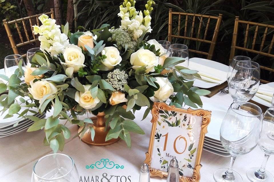 Amar&tos Taller Floral