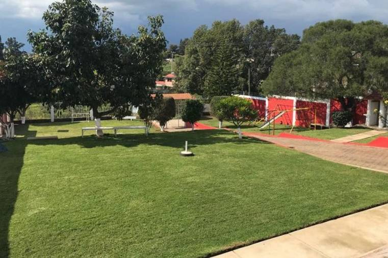 Salón Jardín Flipper's