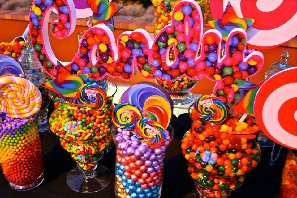 Tanice Candy Bar