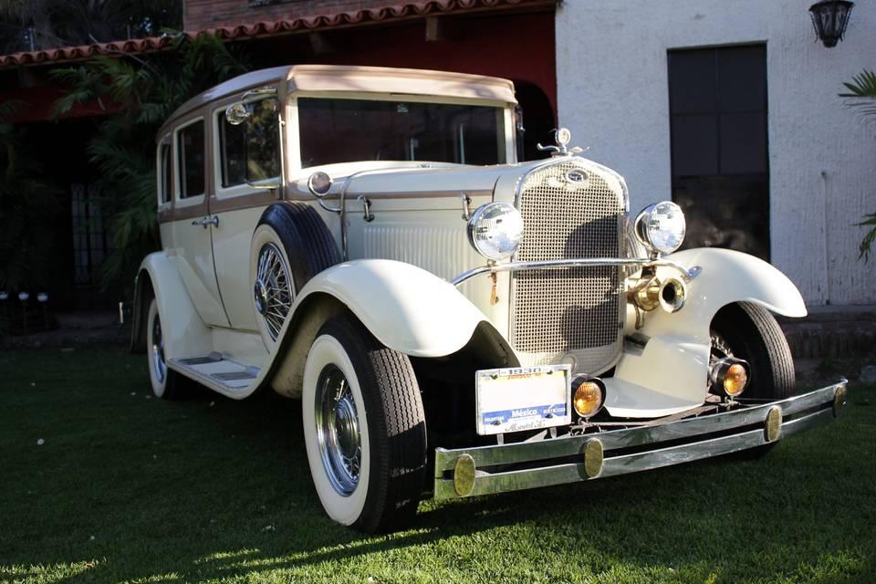 30's Autos Clásicos