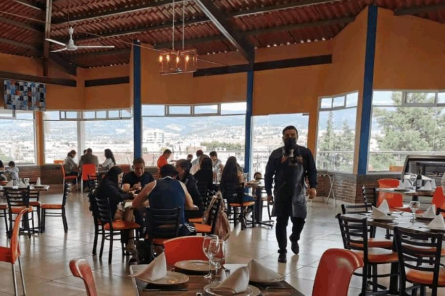 Restaurante Rincón del Cielo