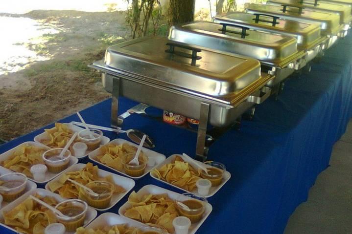 Banquetes Magu