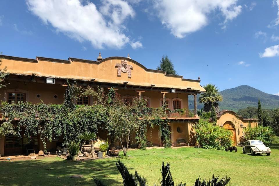 Hacienda La Cruz