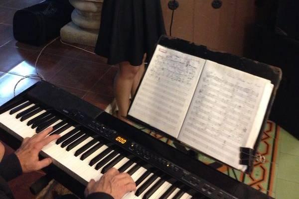 Música para misas erika pérez
