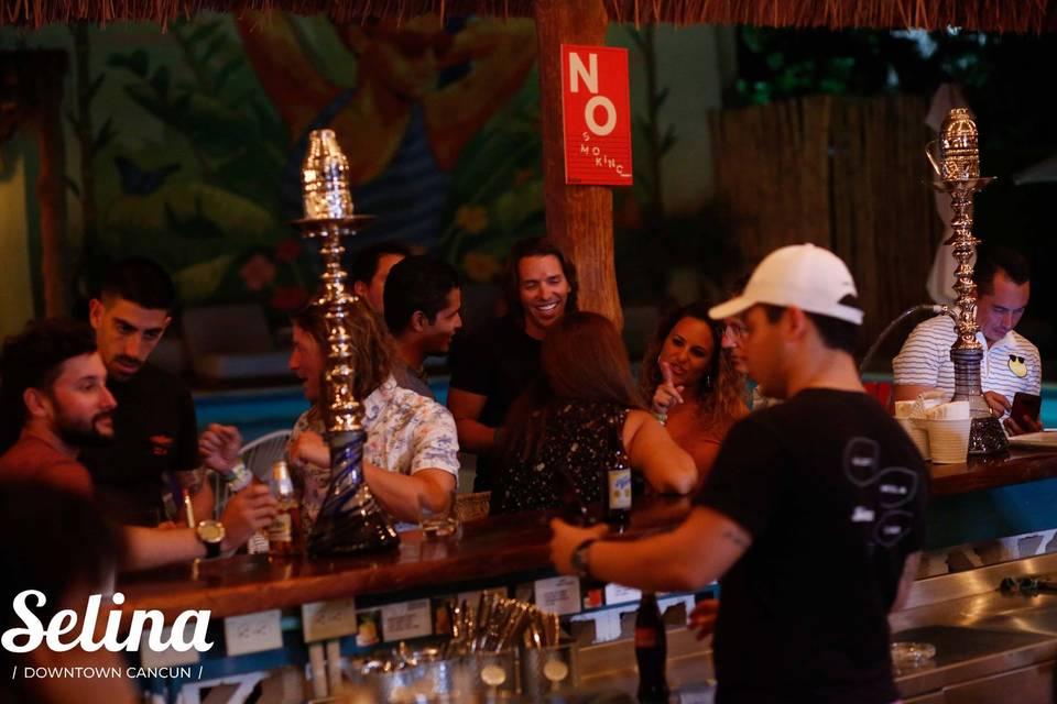 Evento en Selina, Cancún