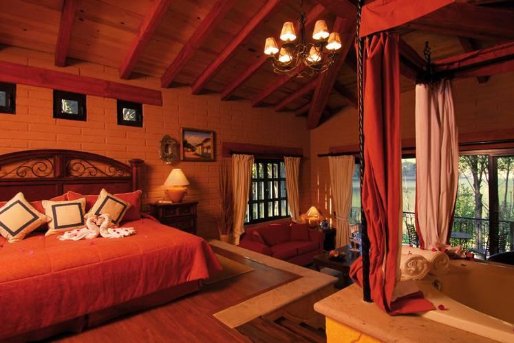 Suite cabaña para luna de miel