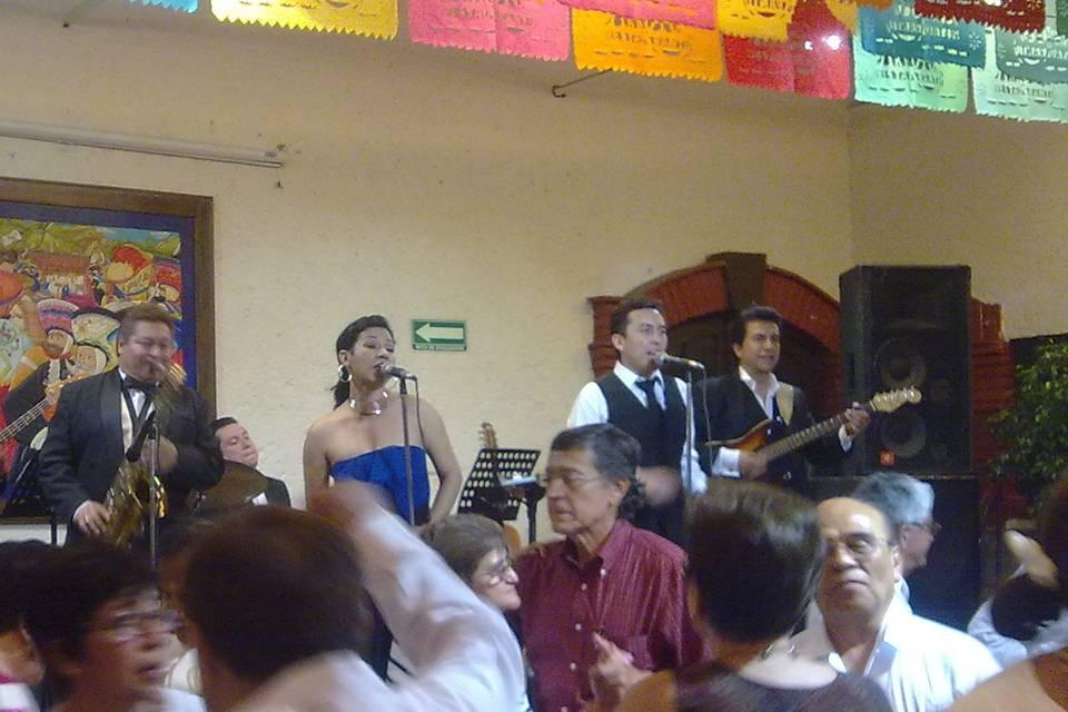 Grupo Musical Sagitario