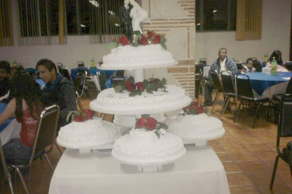 Pastelería El Maná