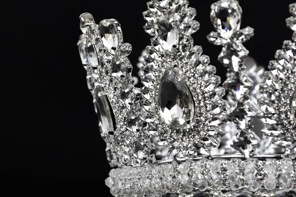 Una corona espectacular